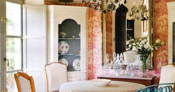 Ideas para decorar un comedor vintage decoracion vintage - Ideas para decorar un salon comedor ...