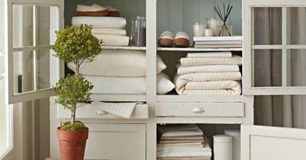 Armarios y vitrinas independientes muebles para el hogar estilo shabby chic y decoraci n en - Decoracion de vitrinas ...