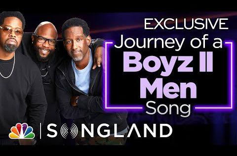 Boyz Ii Men S Love Struck Journey To The Music Video Songland 2020 Youtube In 2020 Boyz Ii Men Music Videos Man In Love