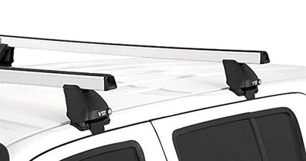 Rhino Rack 2014 2016 Chevrolet Silverado Gmc Sierra 1500 2500 Multi Fit Heavy Duty Roof Rack System Dh1500s Dk377 J Volkswagen Touareg Roof Rack Chevrolet Volt