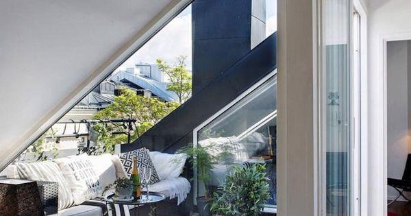 dachterrasse gestalten und dadurch den innenraum erweitern home pinterest dachterrasse. Black Bedroom Furniture Sets. Home Design Ideas