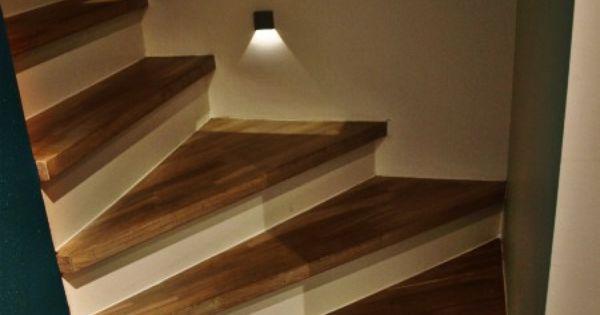 Schrijnwerker gent betonnen trap bekleden hout traprenovatie huis enz pinterest hout trap - Ontwerp betonnen trap ...
