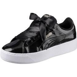 Details zu PUMA ° coole Sneakers Gr. 37 ½ beige Mädchen Schuhe Halbschuhe Turnschuhe TOP