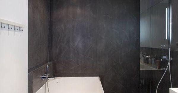 35 salles de bains modernes avec accessoires shopping for Salle de bain bois et beton