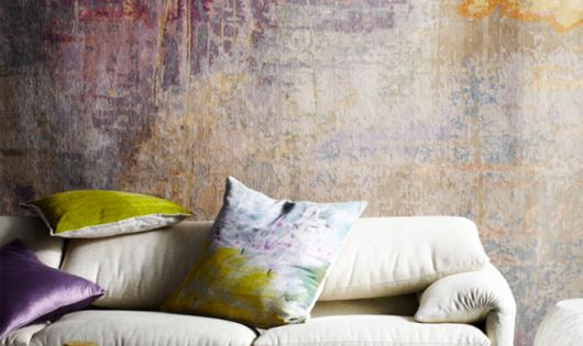 wall, color, texture THIS WALLLLL IS TO DIE FOR. It looks like