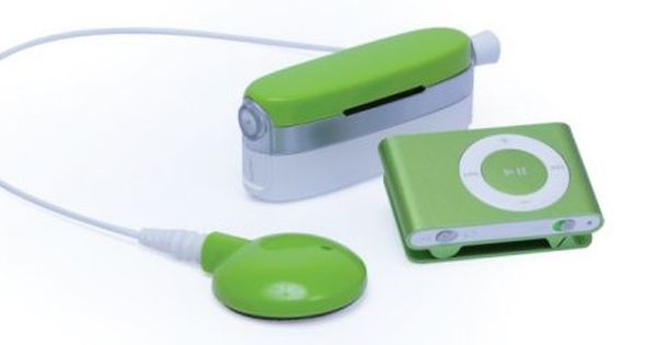 Neptune Cochlear Implant Processor From Advanced Bionics Can Be