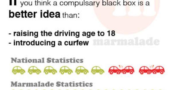 We Don T Think The Government Should Raise The Driving Age And