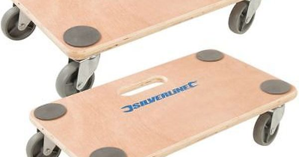 Silverline 150kg Platform Dolly