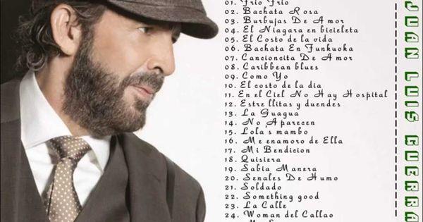 Juan Luis Guerra Sus Mejores Canciones | Juan Luis Guerra Sus Mejores Éx... | musica en español | Pinterest | Youtube