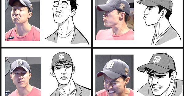 Daniel Henney vs Tadashi. Original post has more!