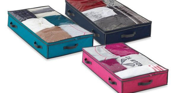Gearbox Underbed Storage Bag - Bed Bath & Beyond ...