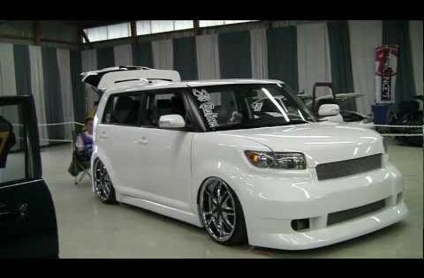 My 2008 Scion Xb Full Custom At Carlisle Style Performance Show 2011 Scion Xb 2008 Scion Xb Scion