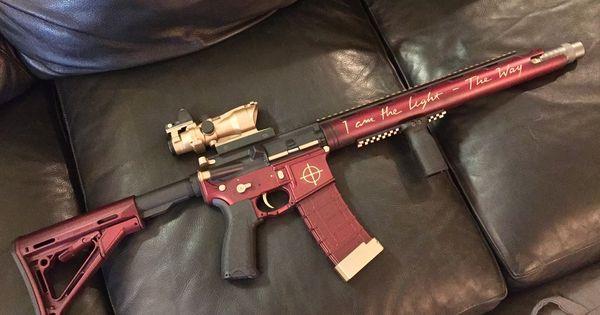 SUICIDE SQUAD: DEADSHOT'S RifleFind our speedloader now ...