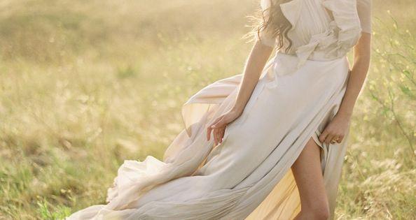 Greek Goddess bride
