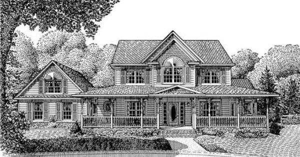 This house plan features a fireplace built ins bonus for Side load garage house plans