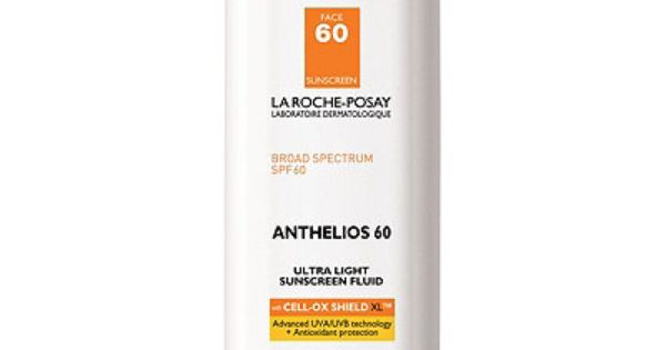La Roche Posay Anthelios 60 Face Sunscreen For Combination Skin