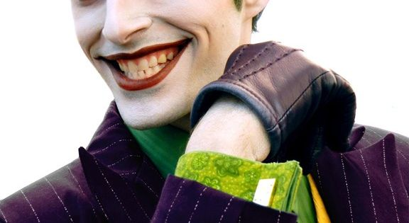 Is this the best Joker cosplay ever or what? If I ever
