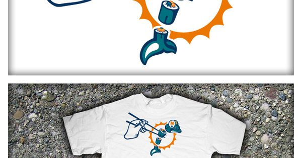 Parody t shirts squish the fish miamidolphins tees for Squish the fish