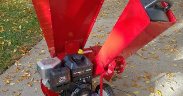 7 5 Hp Craftsman Chipper Shredder Only Used Twice And That Was