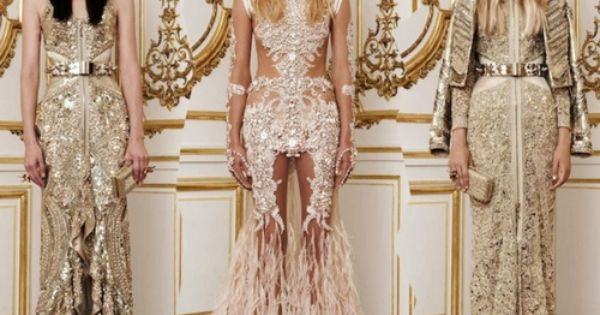 Paris Fashion Week| Givenchy Haute Couture Autumn/Winter 2010.2011!