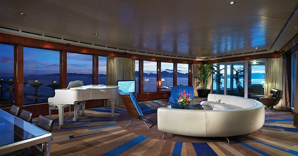 10 Most Over The Top Cruise Ship Suites The Haven 3
