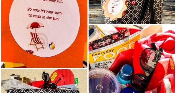 Teacher Gift Collage