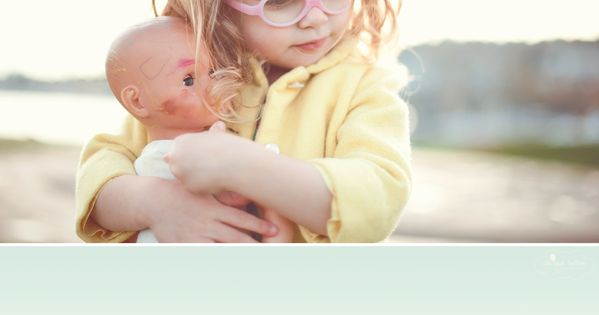 We all know a little girl can really love her baby doll.