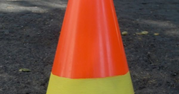 Halloween Project 1 Acquire Traffic Cone 2 Make Giant