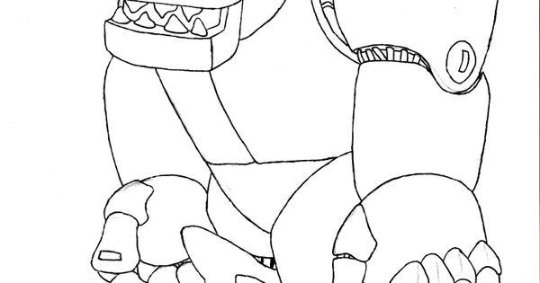 Libro Para Colorear Pvz 2: Plants Vs. Zombies Character Creator