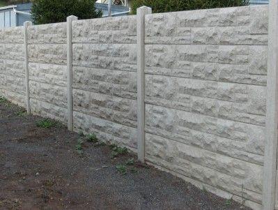 Precast Concrete Fencing Products Denah Rumah Rumah Desain