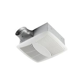 Broan Nutone Ez Fit 80 Cfm Ceiling Bathroom Exhaust Fan Energy Star Ez80n The Home Depot Ceiling Exhaust Fan Bathroom Exhaust Bath Fan