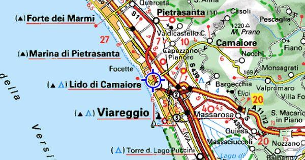 This Is The Versilia Coast Italia Cecchini Foce