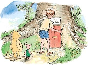 Book Return To The Hundred Acre Wood In 2020 Winnie The Pooh