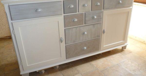 Relooking meuble avant apr s recherche google peintures comment faire - Relooking meuble ikea ...