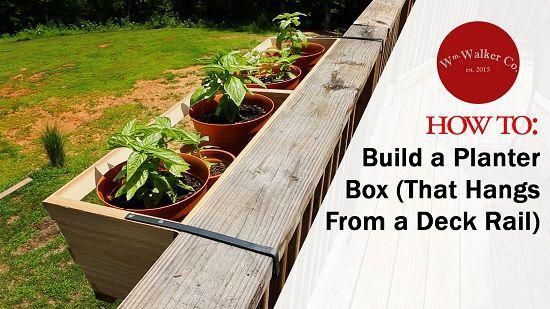 11 Deck Vegetable Garden Ideas To Grow More In Less Space