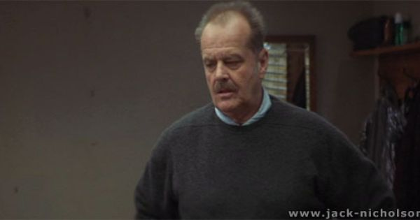 Jack Nicholson In Sean Penn S The Pledge As An About To Retire Detective On His Last Case Jack Nicholson Nicholson Sean Penn