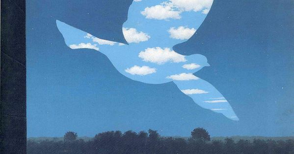 magrittethe-return-1940(1) | Magritte | Pinterest | 1 pixel, Search and ...