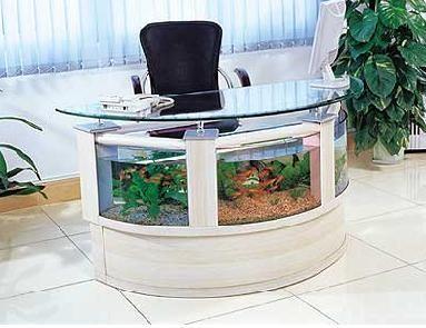 Decorating Your Own Office Qb Blog Fish Tank Design Amazing Aquariums Unique Fish Tanks