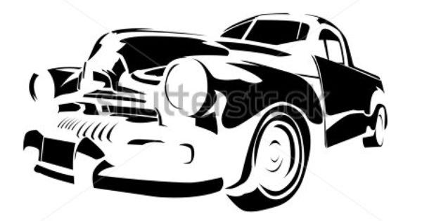 car stencil