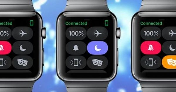 The Difference Between Silent Do Not Disturb And Theater Mode On Your Apple Watch And When To Use Each Apple Watch Apple Smart Watch Apple