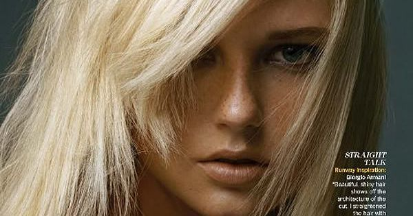 Blonde Hair Straight Blonde Hair Hair Pinterest