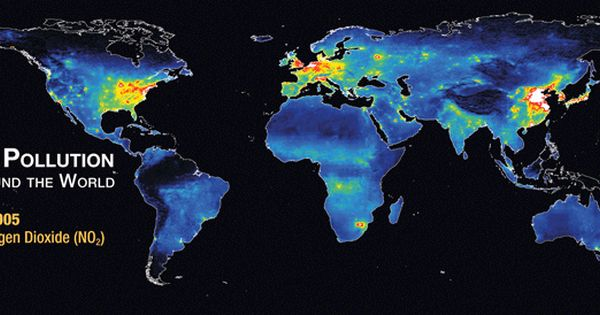 Animated Environmental Pollution Google Search Earth