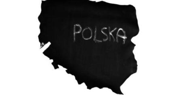 Naklejka Scienna Do Pisania Kreda Mapa Polski Deco 4847514463 Oficjalne Archiwum Allegro