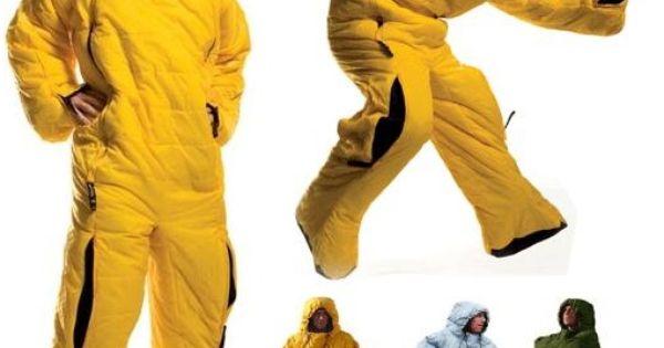 Goofy Gear: Selk' Wearable Sleeping Bag