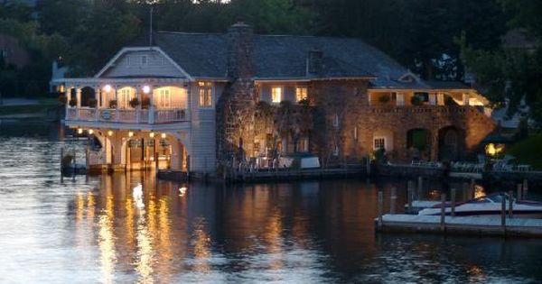 Victorian Reflections Bed And Breakfast Canisteo Ny : Romantic boathouse architecture