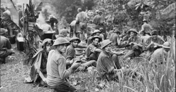britain and australia relationship ww2 pictures