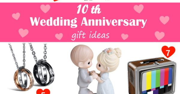... Modern 10 Year Wedding Anniversary Gifts Creative, Wedding and Paper