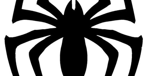 Spiderman printable logo | Superhero Party | Pinterest ...