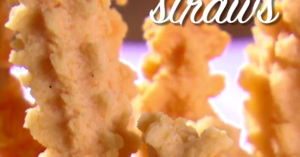 Check out cheese straws it 39 s so easy to make cheese for Trisha yearwood cheese straw recipe