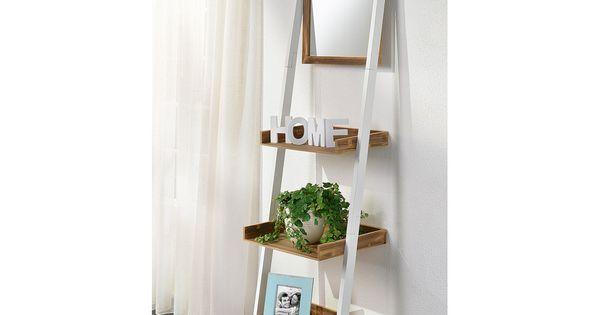 Wandrek sienna met spiegel blokker wnetrze pinterest for Wandrek tuin
